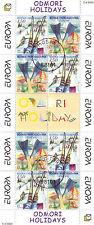 Bosnien kroatisch 129/30 o ZD-KB Europa 2004 Michel 45,00(2202)