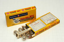 flashbulbs m5 powermite, general electric, in vintage box, exellent++, NOS