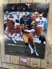 Jack Youngblood Autographed Signed 16x20 Photo COA Los Angeles Rams LA a229a2df2