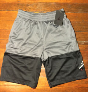 Boy's Nike Air Jordan Mesh Basketball Shorts 955049 G1A Youth Size Large