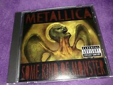 METALLICA cd SOME KIND OF MONSTER free US shipping....
