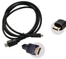 Mini HDMI Audio Video HD TV Cable Cord Lead For Nikon Coolpix camera L810 L 810