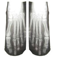 1 Pair 3D Skull Bones Socks Novelty Socks for Mens Socks Gifts Ideas
