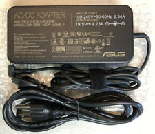 ASUS AC/DC Laptop Charger Power Adapter - ADP-180MB F Black 19.5v 2.34a