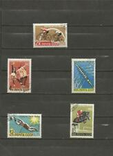RUSSIA - 1962 Summer Sports Championships - USED SET.