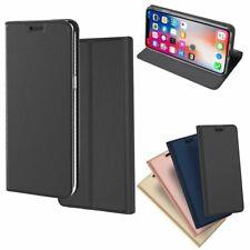 Slim Card Holder Wallet Flip Case Cover for Apple iPhone 11 Pro Max