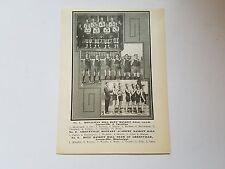 Greenville SC Gainesville FL Montpelier High School 1923-24 Basketball Girls