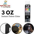 Instant Fabric Color Spray Paint Aerosol Dyeing Desing Fabric Bottle Spray 3 oz