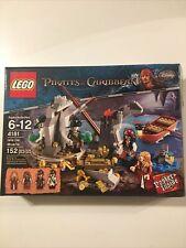 LEGO Pirates Of The Caribbean - Isla De la Muerta (4181)
