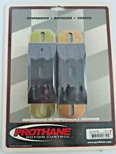 """PROTHANE 191314-BL Multi Mount Universal 1"""" Bump Stops pair CHEVY FORD DODGE GM"""