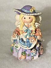 Merry Christmas Vintage Enesco 1995 Patterns of Life Claudia Stenvig-Olsen