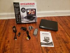 "Sylvania Sdvd9017 -Disp41 Portable Dvd Media Player (9"") Swivel Screen"