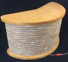 """Vintage 14"""" Jensen P69-V Special Design Wood Cabinet Speaker Retro Fabric Grill"""