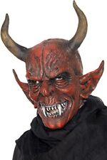 B000vocnfa Smiffys Adulti Diavolo Demone Maschera