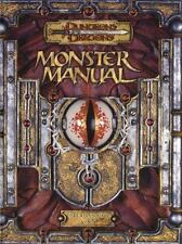 Monster Manual: Core Rulebook III  v. 3.5 Dungeons & Dragons d20 System