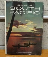 Isles of the South Pacific National Geographic Society (Hardcover 1968)