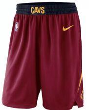 Nike Mens Cleveland Cavaliers Cavs Swingman Jersey Shorts XXL 2XL NBA Basketball