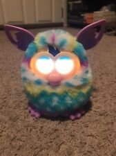 Rare FURBY BOOM PASTEL TESTED AND WORKING Pre-owned