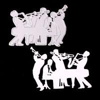 Human Figure Dies  Metal Cutting Decoration Craft Scrapbooking Decoration Dies
