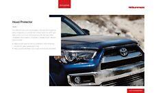2010-2020 Toyota 4Runner Bug Stone Chip Guard Hood Protector Genuine Toyota OEM