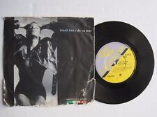 "BLACK BOX-Ride On Time - 7"" 45 RPM Vinile Record"