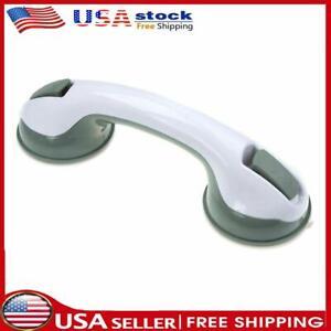 Bathroom Strong Vacuum Suction Cup Handle Anti Slip Bath Shower Grab Bar