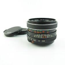 Für M42 Beroflex Auto W.W. 1:2.8 35mm Objektiv lens + caps