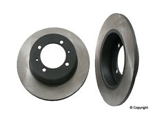 Centric Brake Disc Rear Driver or Passenger Side New FWD RH 121.46045