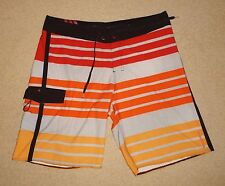 TAJ BURROW BILLABONG 36 Mens Boardies Mens Board Shorts Multicoloured Pre Owned
