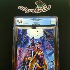 CGC 9.8 Detective comics #1027 white pages DC comics/batman batgirl cover CBCS ?