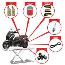 Service / Maintenance Set [Engine + Transmission] - Yamaha X-Max 400 (13-15)