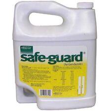 Safe-Guard Fenbendazole Dewormer Cattle & Goat Suspension 10% 1Gallon intervet