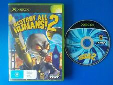 "Destroy All Humans 2 - Xbox ""Australia"""