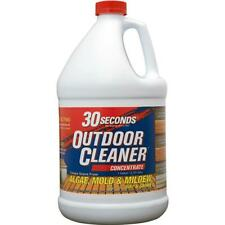 30 Seconds Outdoor Cleaner Concentrate Kill Lichen Moss Fast Acting Clean 1 Gal