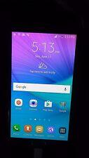 Samsung Galaxy Note 4 SM-N910P - 32GB - Charcoal Black (Sprint) Smartphone