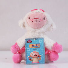 Disney Doc McStuffins Lambie 7 inch Stuffed Soft Plush Toy Figure Doll US SHIP