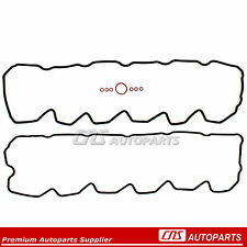 Fits 03-05 DODGE RAM 2500 3500 5.9L TURBO DIESEL Valve Cover Gaskets Upper/Lower