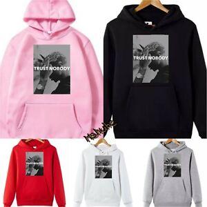 2pac trust nobody Tupac shakur rapper singer music kids men women adult hoodie