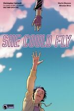 She Could Fly GN Christopher Cantwell Halt Catch FIre Berger Books TPB New NM