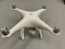 DJI Phantom 4 Aerial UAV Drone Quadcopter - Crash Damaged.