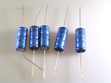 Philips 031k0 Axial Electrolytic Long Life Capacitor 47uf 100 V 5 pieces ol0240c
