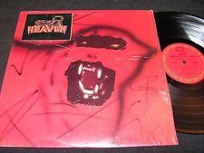 HEAVEN Where Angels Fear To Tread / US LP 1983 CBS BRIGHTON RECORDS BFC 38937