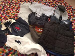 Boy's *~RALPH LAUREN  *~*   Top MOSSIMO Vest        Size    7