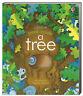 Usborne Peek Inside A Tree by Anna Milbourne (Board Book) FREE shipping $35