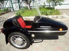 VELOREX Sidecar Motorcycle JAWA. Compatible BMW Triumph Harley Davidson HD Honda