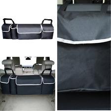 90cm Car Trunk Organizer Car Interior Accessory Back Seat Storage Box Bag Oxford