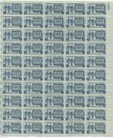 YOUTH MONTH 1948 3 CENT STAMPS USA FULL SHEET 50 MNH SCOTT #963 (D9 01)