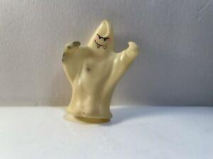 1968 Hasbro KOOKY SPOOKY Brother Mortimer GLOW IN THE DARK Ghost Finger Puppet