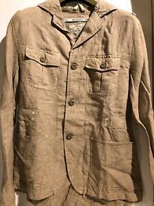 Camicia Uomo Mason's Colore Beige Taglia 50