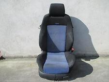 RECARO Beifahrersitz Sportsitz VW Golf 4 Sitz Ausstattung schwarz blau Stoff